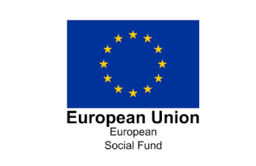 European Social Fund Logo Feature Panel